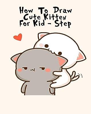 Easy Kitten Drawing : kitten, drawing, Kitten, Step:, Cynthia, Darden