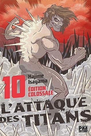 Attaque Des Titans Titan Originel : attaque, titans, titan, originel, L'Attaque, Titans, Edition, Colossale, (L'Attaque, Hajime, Isayama