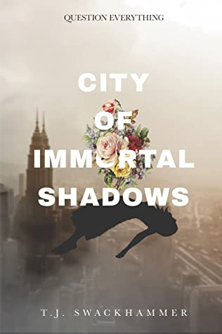 City of Immortal Shadows Cover