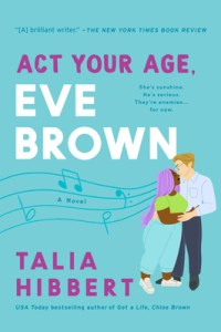 Act Your Age, Eve Brown cover