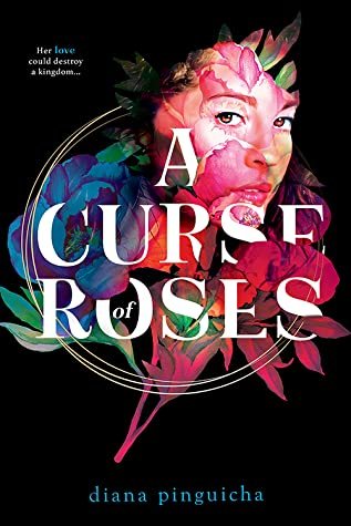 A Curse of Roses Cover