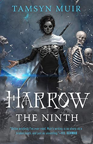 Harrow the Ninth Cover