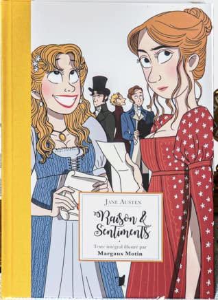 Jane Austen Raison Et Sentiments : austen, raison, sentiments, Raison, Sentiments, Austen