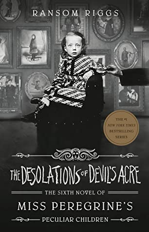 The Desolations of Devil's Acre Cover