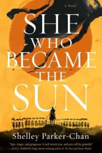 She Who Became the Sun book cover