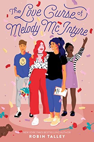 The Love Curse of Melody McIntyre Cover