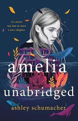 Amelia Unabridged Cover
