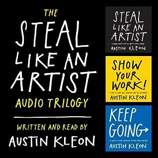 Warren home · meet elizabeth · plans · shop · donor wall. The Steal Like An Artist Audio Trilogy By Austin Kleon