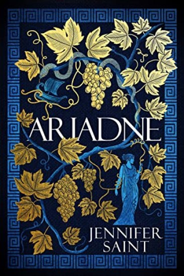 Ariadne by Jennifer Saint | What to Read This May 2021- Nine handpicked books releasing this month