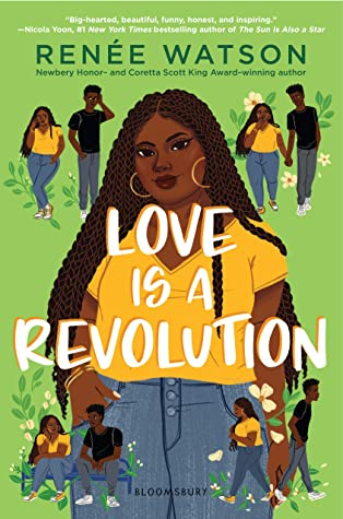 Love is a Revolution Cover