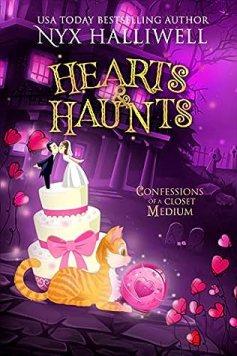 Hearts & Haunts cover