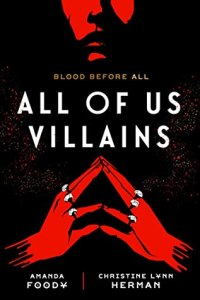 All of Us Villains book cover