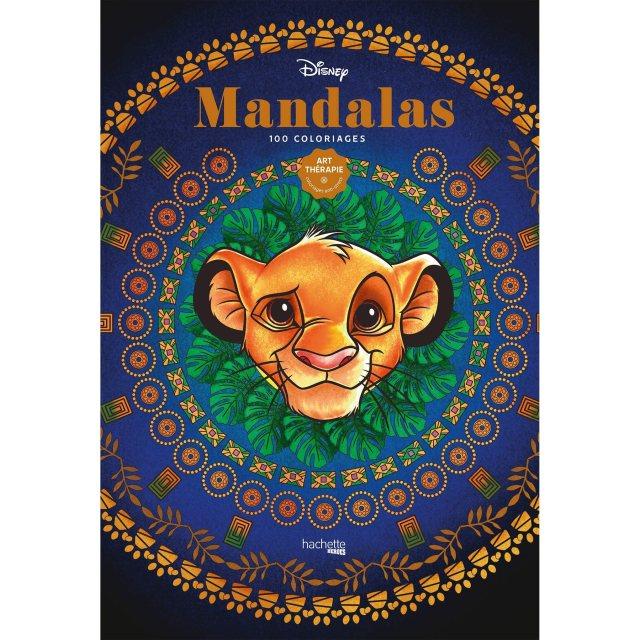 Art-thérapie Disney Mandalas: 29 coloriages by Aurélia-Stéphanie