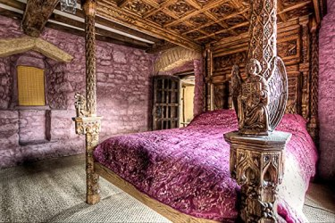 medieval bedroom bedrooms master castle gothic royal fantasy princess manor century window poster 15th beds rooms roleplay chamber decor castles