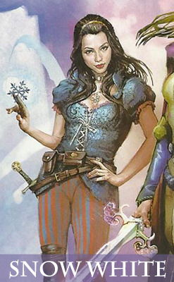 Image result for jim hines snow white