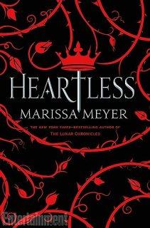 Image result for heartless marissa meyer
