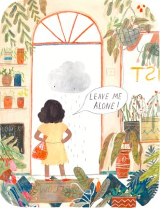 Image result for Ivy and the Lonely raincloud
