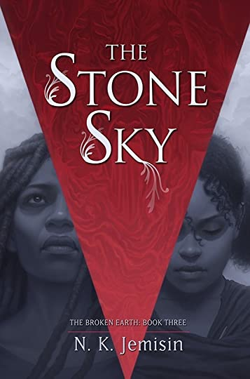Stone Sky : stone, Stone, Broken, Earth,, Jemisin