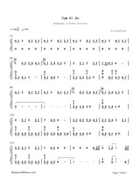 Tum Hi Ho From Aashiqui 2 Guitar Chords - Guitar Chords & Tabs