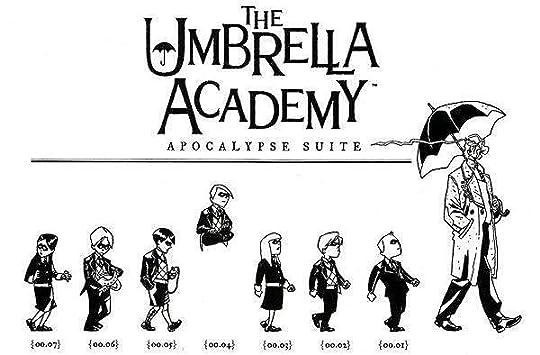 Image result for umbrella academy apocalypse suite