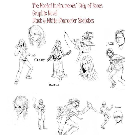 City of Bones (The Mortal Instruments: Graphic Novel, Part