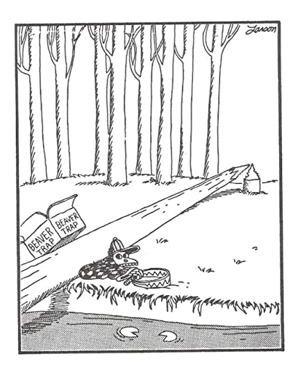 Beyond The Far Side by Gary Larson — Reviews, Discussion