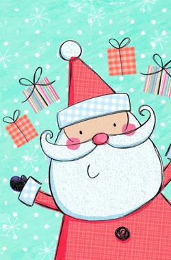 99 Heart Warming Cartoon Christmas Cards GraphicMama Blog