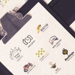Free Logo Design Templates 100 Choices For Your Company Graphicmama Blog
