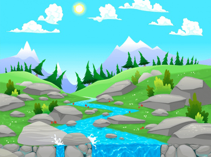 100 free cartoon background