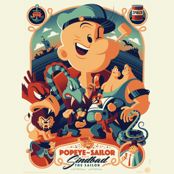 12 famous vector artists