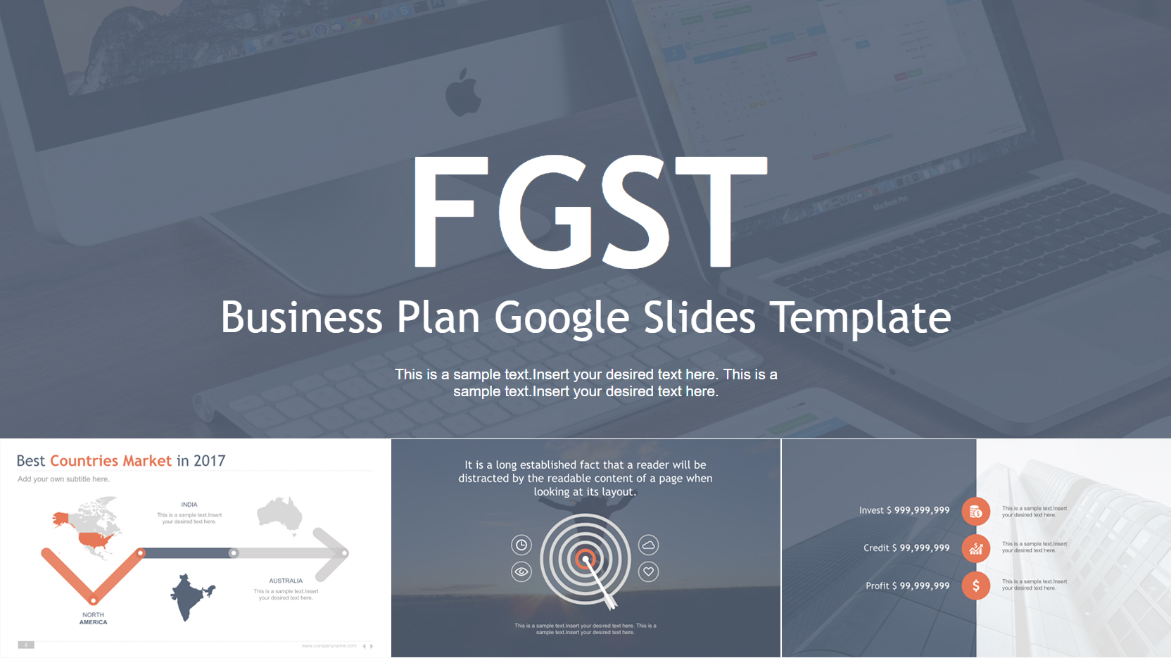 Business Themed Google Slides Templates - The Internet Tips