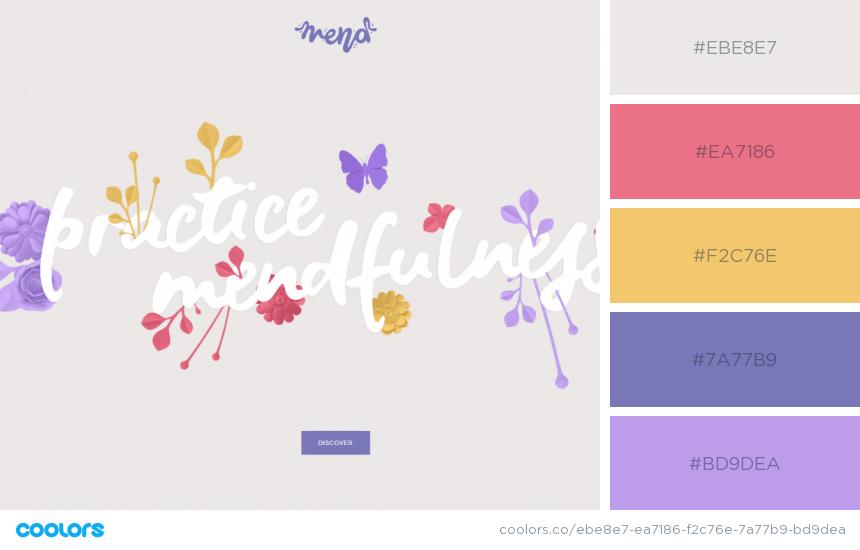 39 Inspiring Website Color Schemes To Awaken Your Creativity