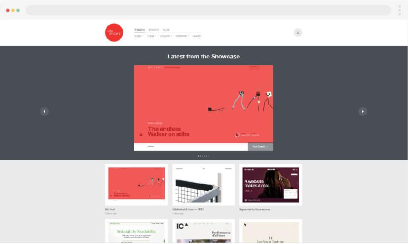 4 Web design inspiration Site Inspire