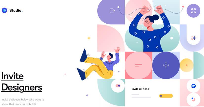 Amazing website design - trending in 2021