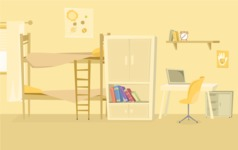 vector backgrounds child bedroom cartoon background graphicmama