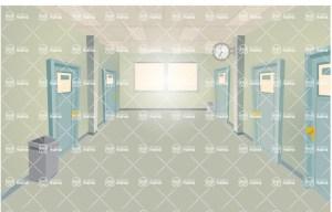 hallway empty backgrounds graphicmama bundles
