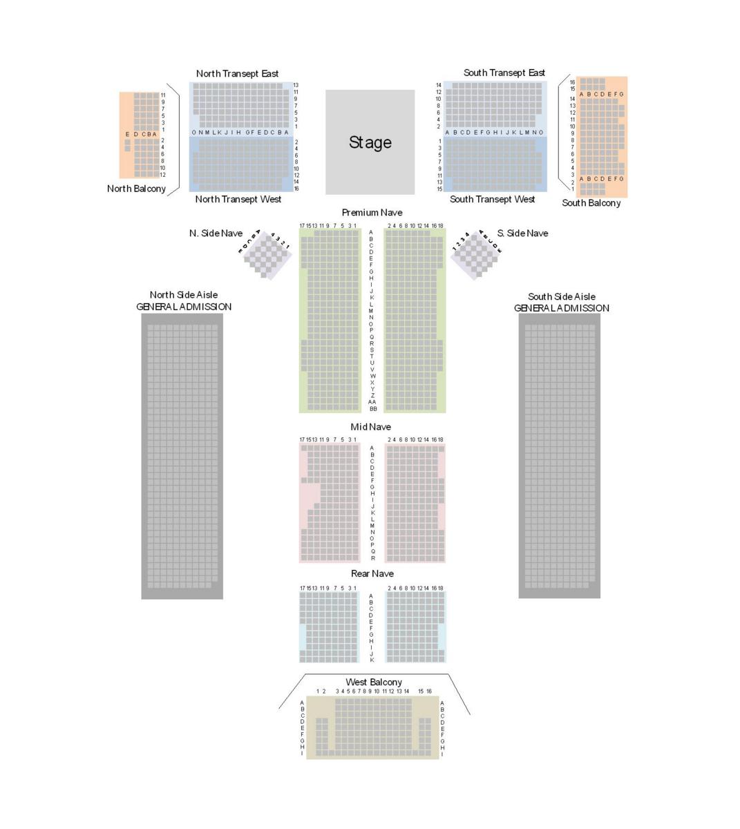 Washington national cathedral also   tickets schedule rh goldstar