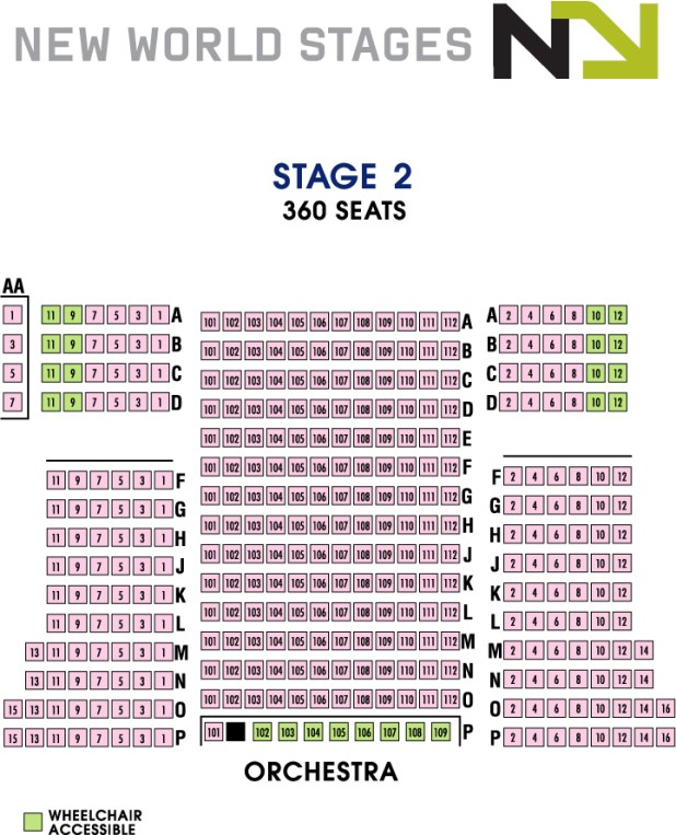 Gazillion Bubble Show Seating Chart Brokeasshome Com