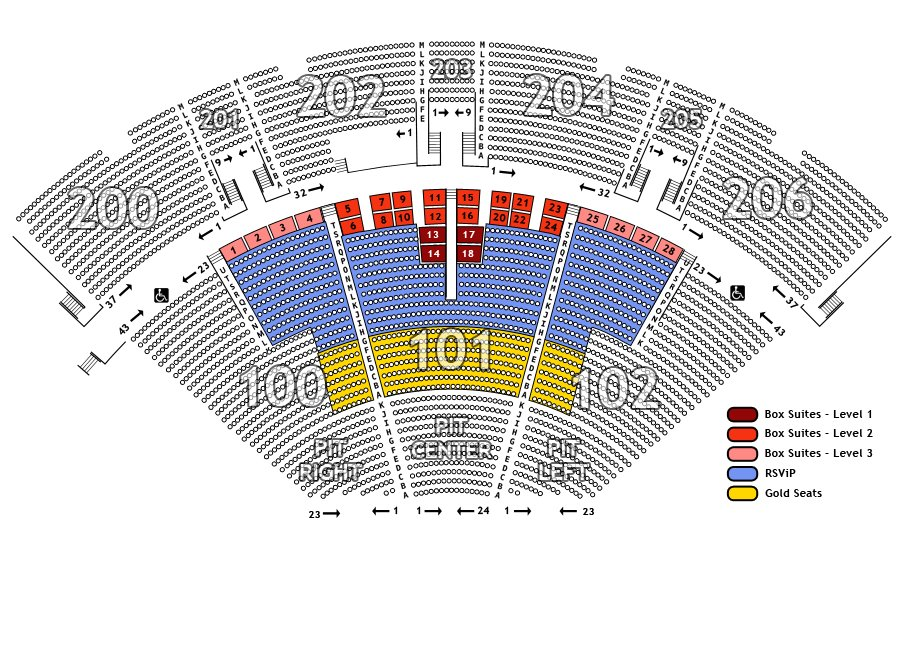 Pnc Seating Chart Charlotte Wallseatco
