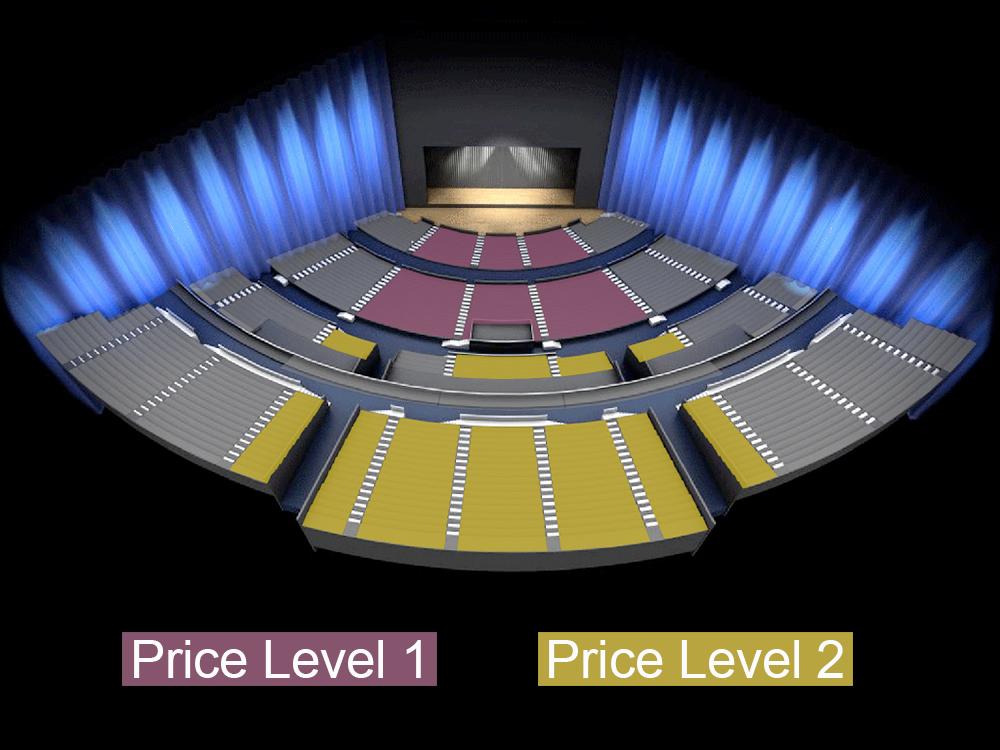 Verizon theatre performance place grand prairie also dallas fort worth tickets schedule seating rh goldstar