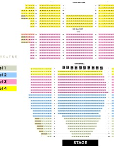 Warner theatre sherlock seating  erie events chart also topsimages rh