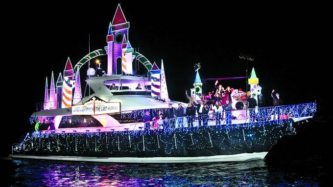 christmas boat parade cruise newport harbor orange county tickets