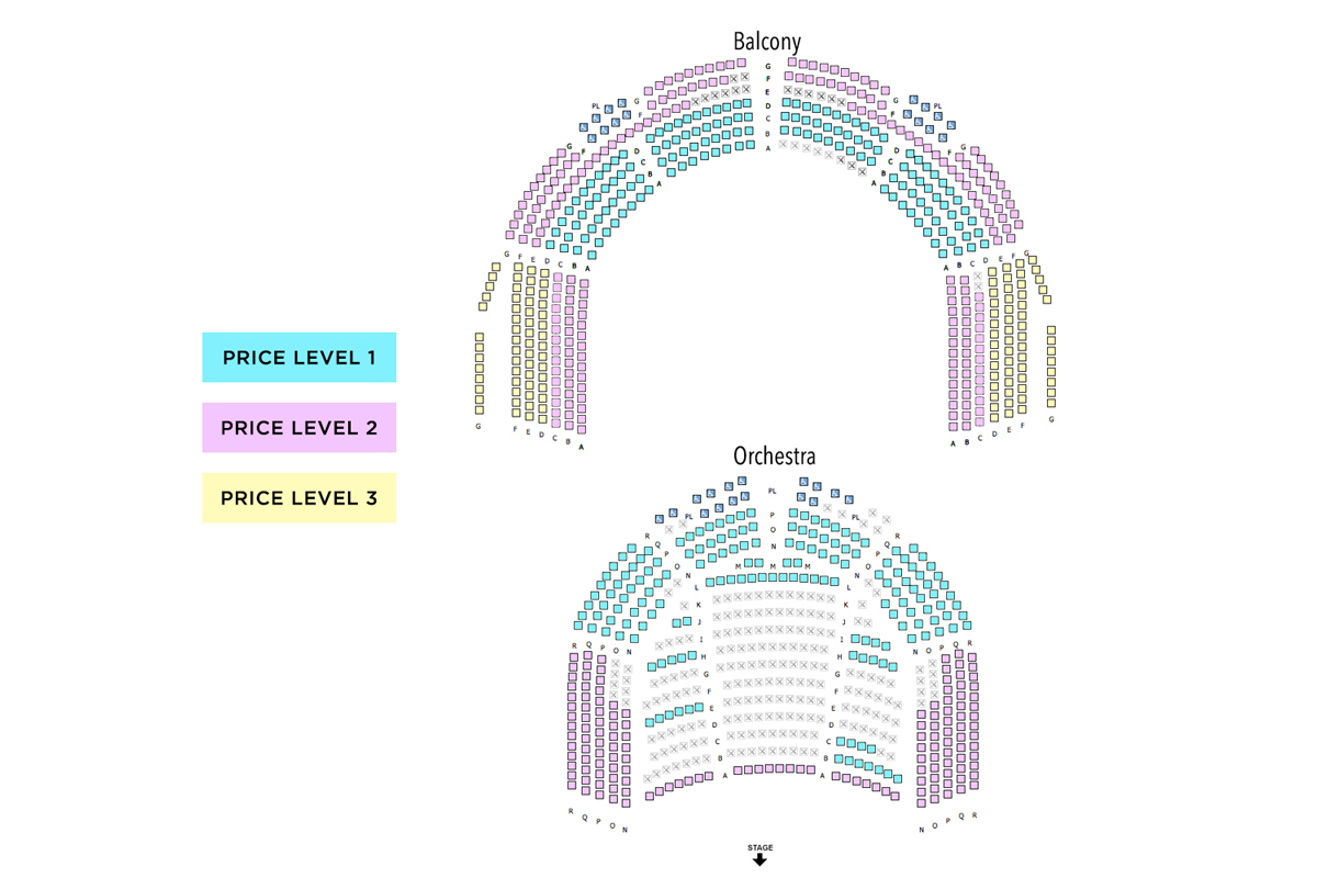 Gay mens chorus jordan hall seating chart tickets also at new england conservatory boston schedule rh goldstar