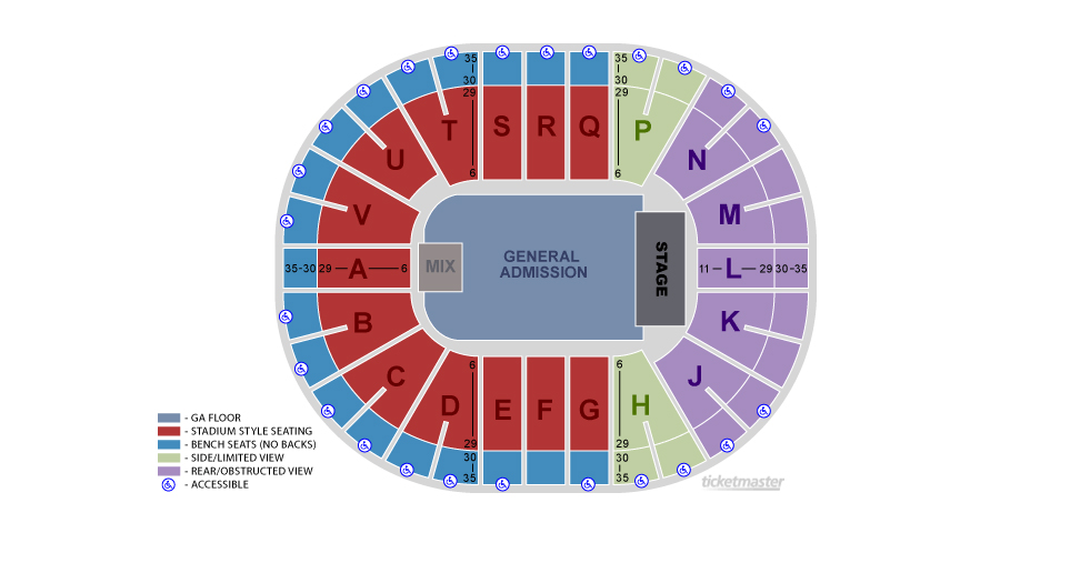 Viejas Arena Seating Chart Elcho Table