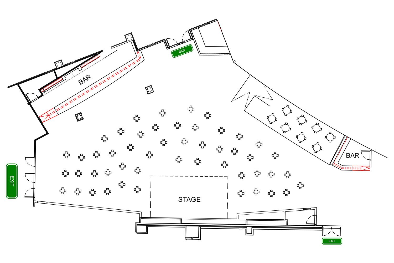 Seating charts also vinyl at hard rock hotel  casino las vegas tickets schedule rh goldstar