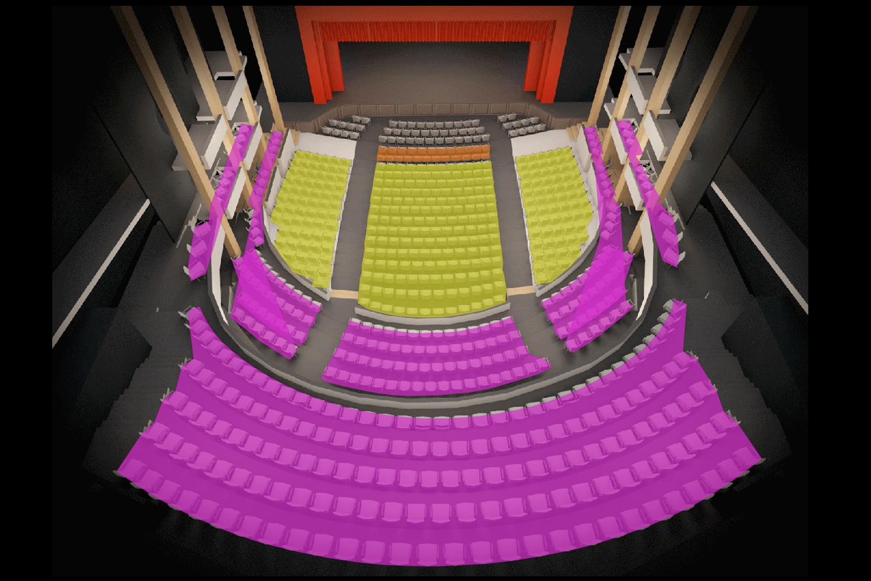 Home by dark seating infinite energy center theater also atlanta tickets schedule rh goldstar