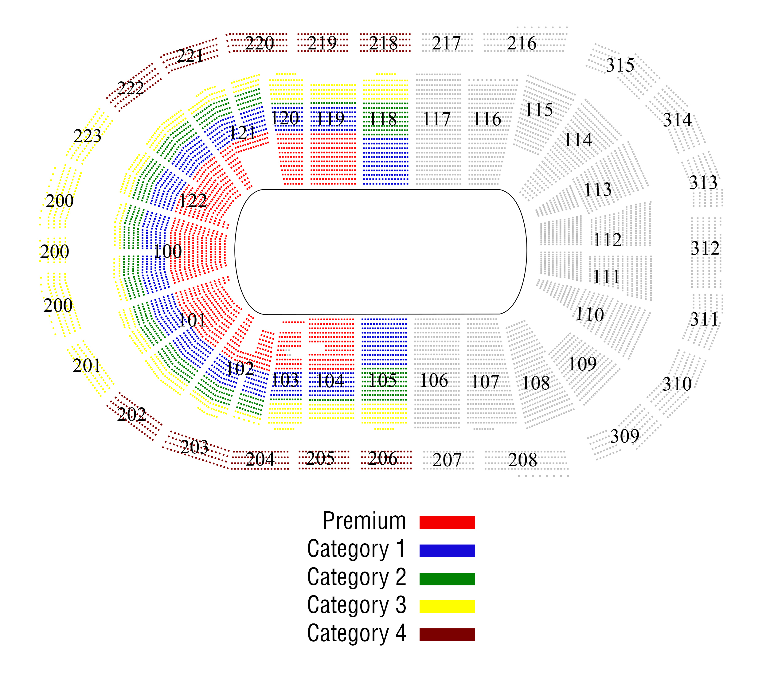 Infinite energy arena seating chart toruk fixed cirque du soleil also center atlanta tickets schedule rh goldstar