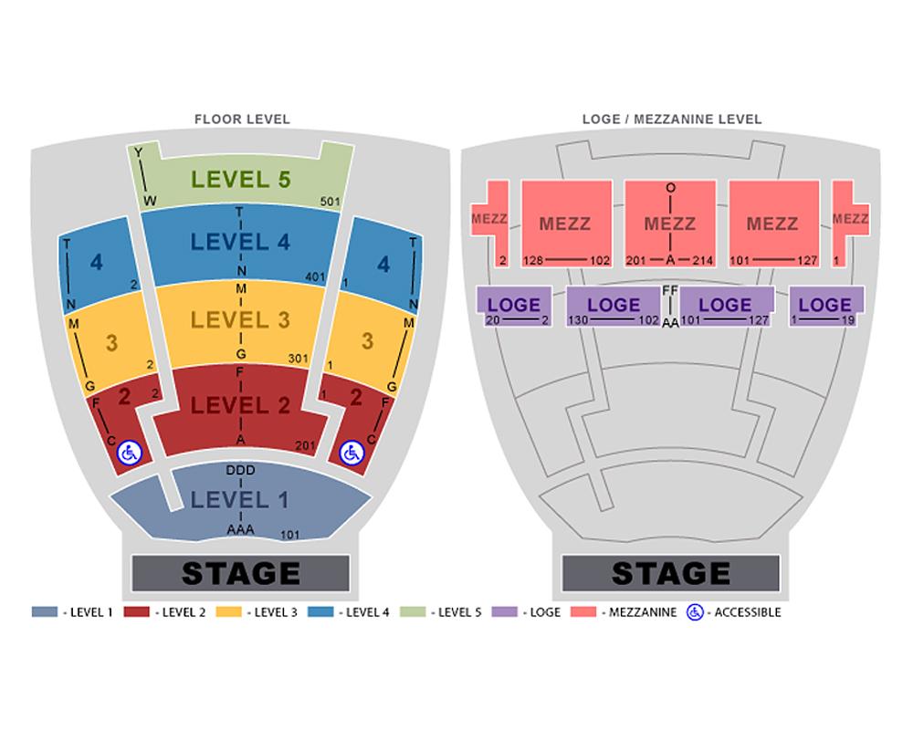Ann wilson seating also the wiltern los angeles tickets schedule charts goldstar rh
