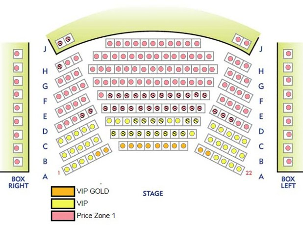 Mesa Arts Center Seating Chart Mesa Arts Center Ikeda