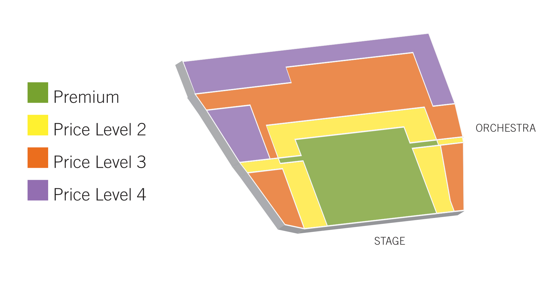 Seating charts bcpa chart jones hall also for the performing arts houston tickets schedule rh goldstar